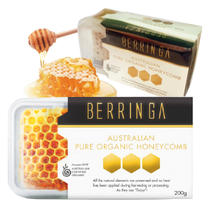 Berringa 澳洲纯有机蜂巢蜜