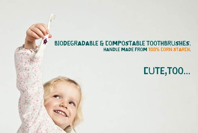 有机儿童牙刷
