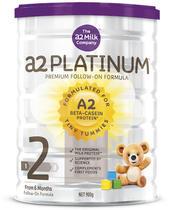 a2白金™较大婴儿配方2段:6-12个月