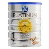 a2 白金™婴儿配方奶粉1段:0-6个月